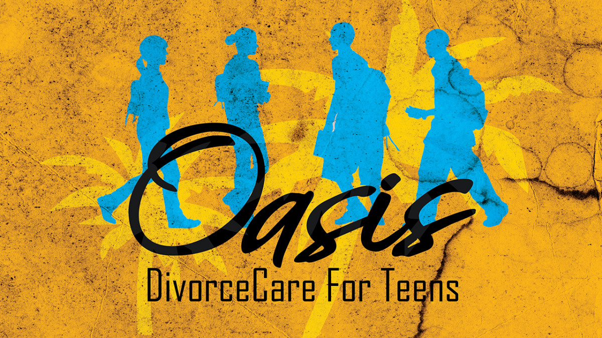 Oasis - DivorceCare for Teens Fall 2019