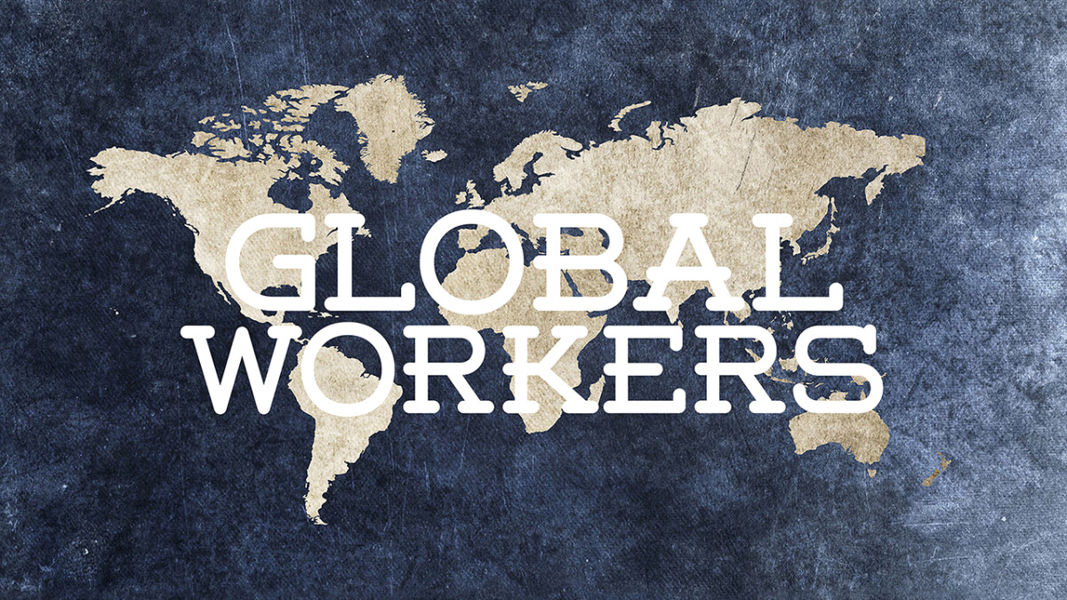 Global Workers Prayer Time