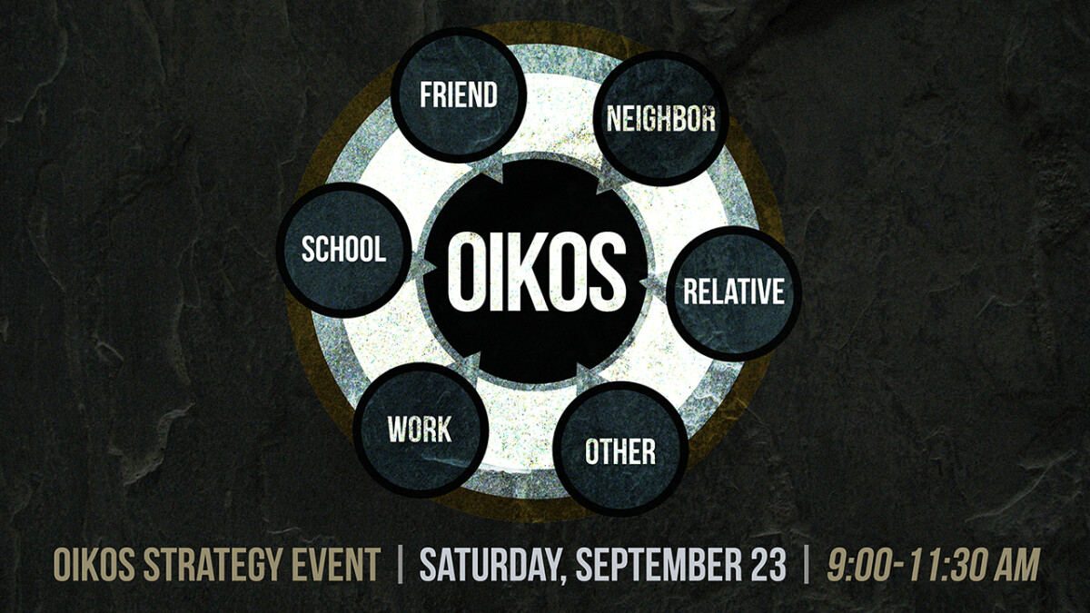 Oikos Strategy Event
