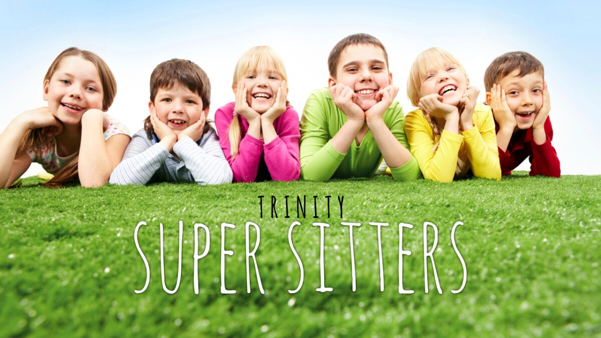 Trinity Super Sitters Parent Meeting and Training