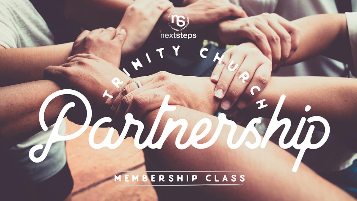 Trinity Church Partnership - Winter 2019