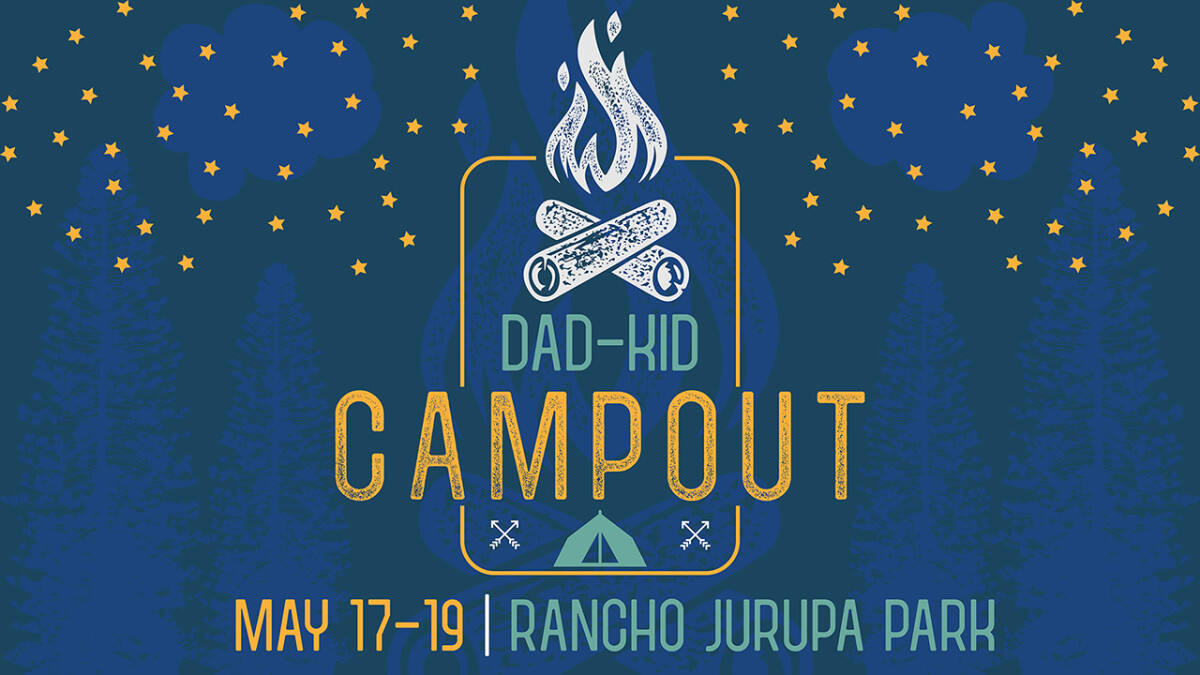 Dad-Kid Campout 2019