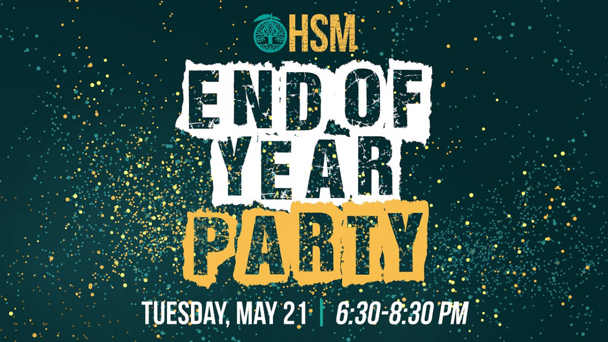 High School End of Year Celebration