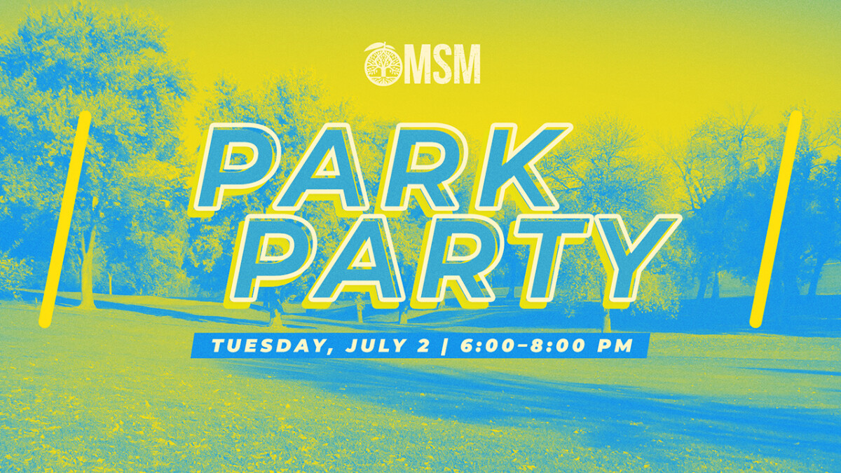 Middle School Park Party