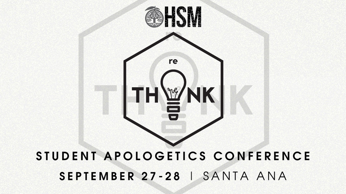 High School Apologetics Conference