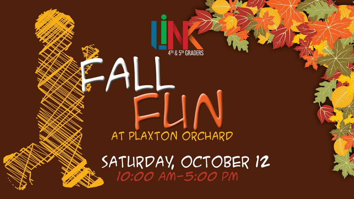Kids LINK Fall Fun 2019