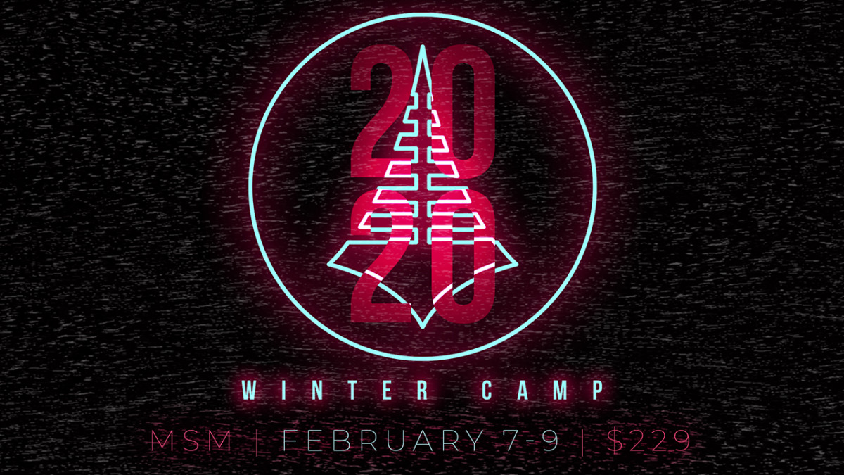 Middle School Winter Camp 2020