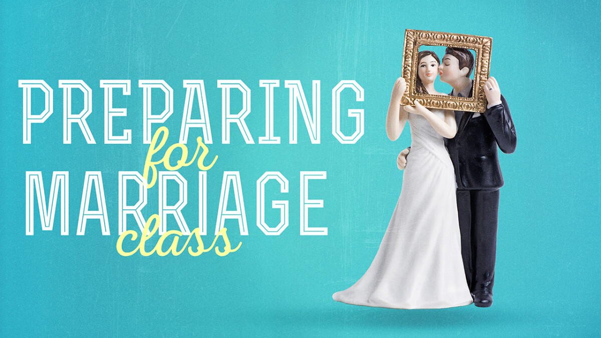 Preparing for Marriage Class - Spring 2021