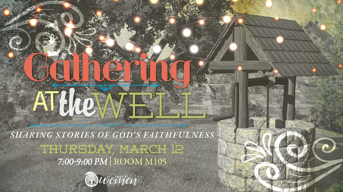 Women's Gathering at the Well Spring 2020