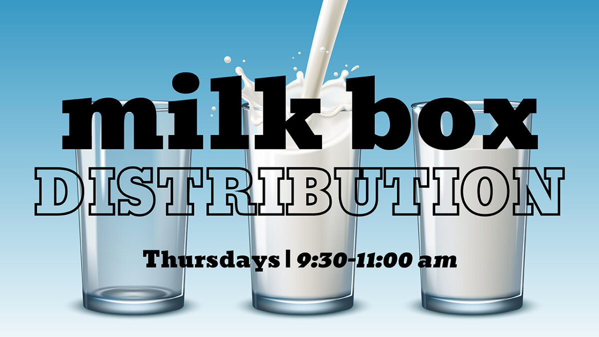 Milk Distribution