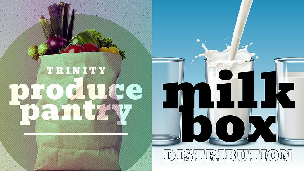 Produce & Milk Distribution