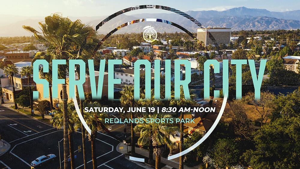 Serve Our City - 2021