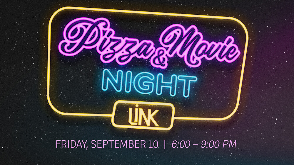 Kid's Link Pizza & Move Night