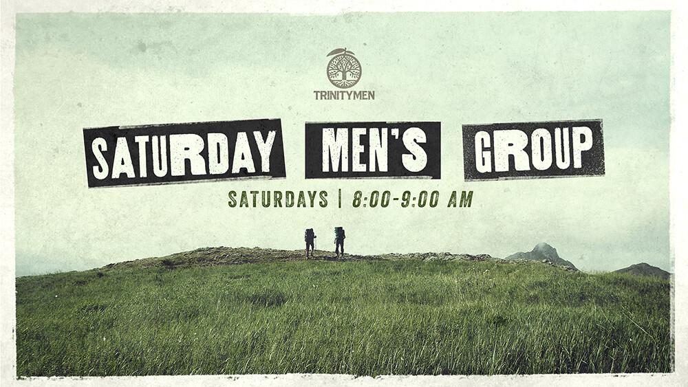 Men's Saturday Study Group Fall 2021